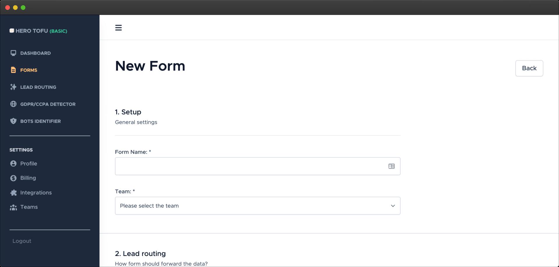 Herotofu new form top
