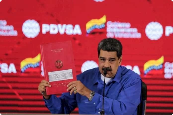 Maduro decretó emergencia energética para «proteger a la industria petrolera del imperio»