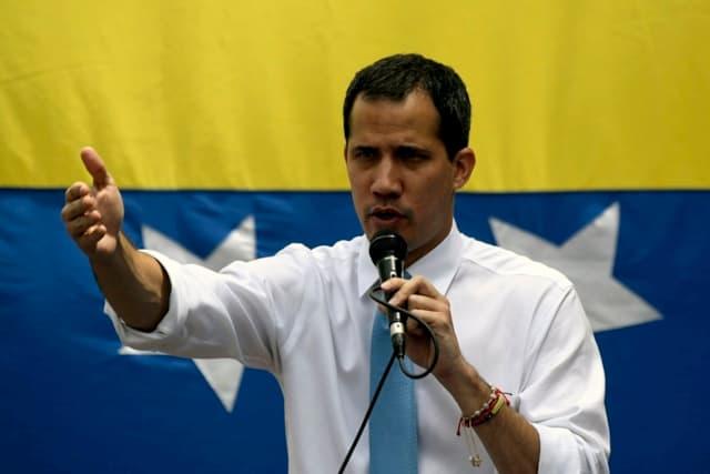 Guaidó: Operación Gedeón fue un montaje del régimen para generar propaganda