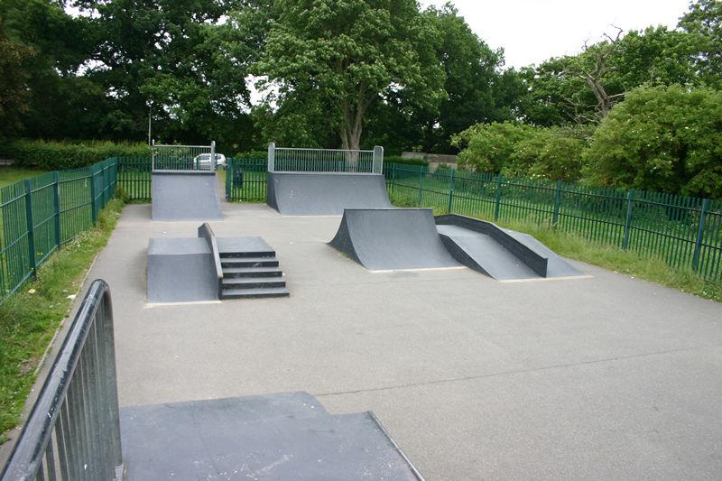 king s college ruislip skatepark london skateparks guide to