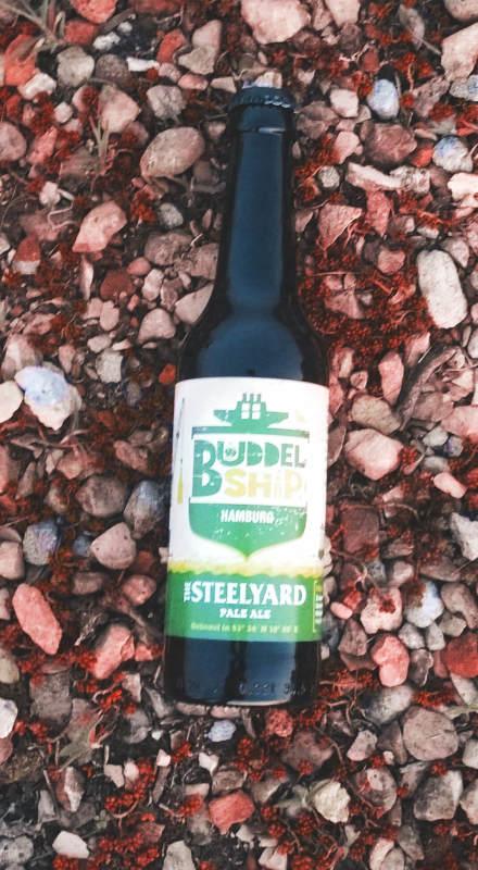 Buddelship Steelyard Pale Ale