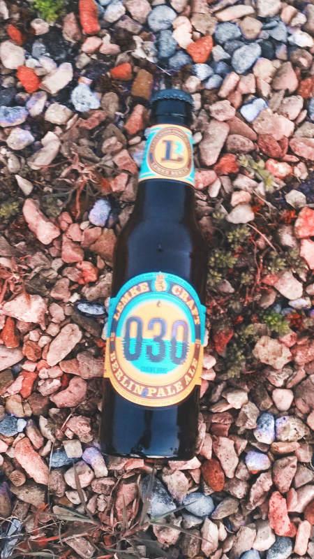Lemke 030 Berlin Pale Ale