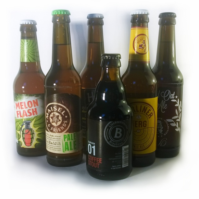 Craft Bier Box für Einsteiger im Dezember