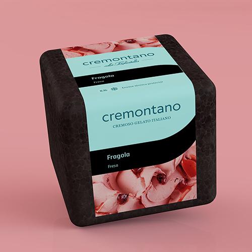 Cremontano Fragola (500 ml)