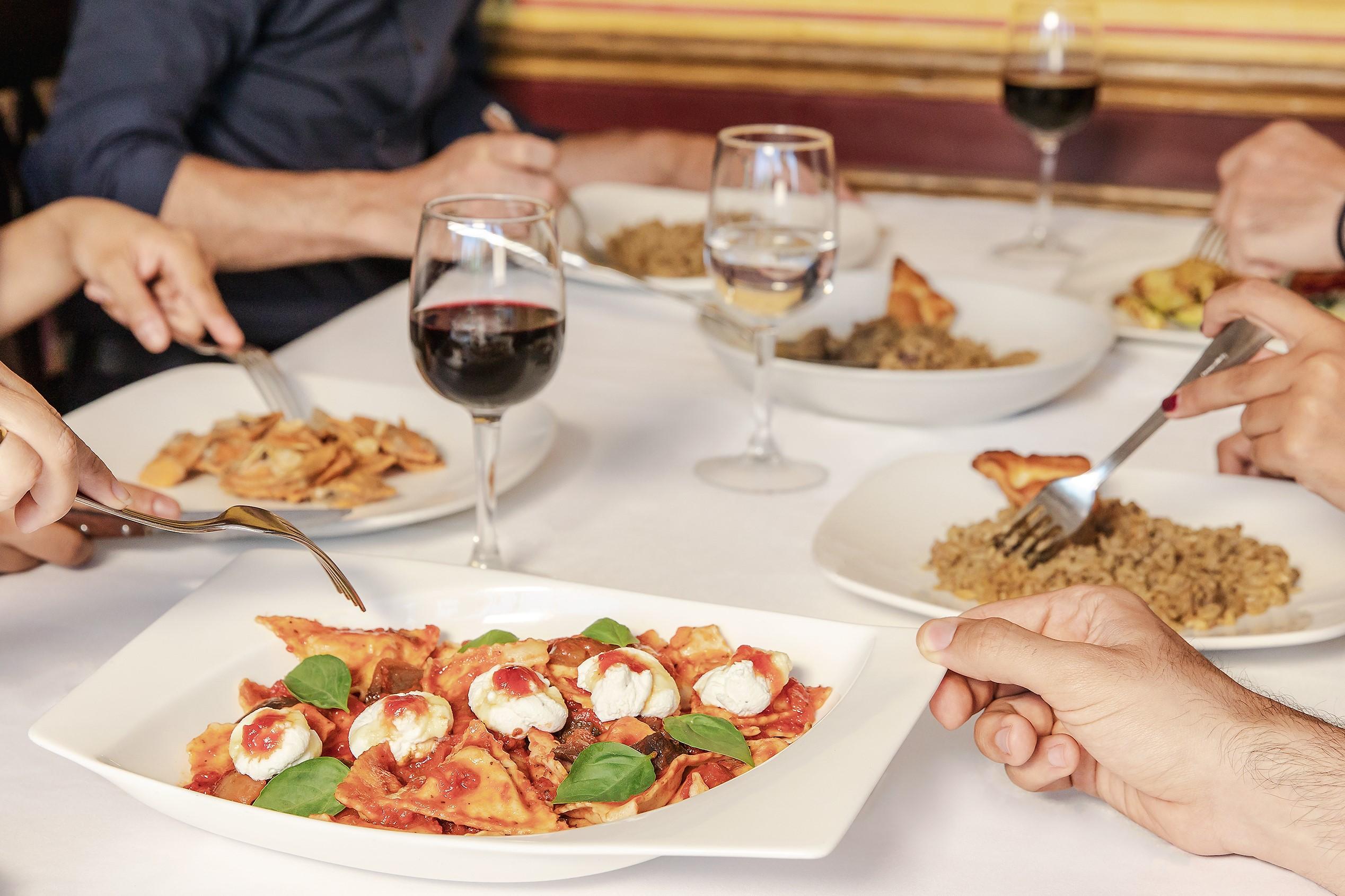La Gran Comida Italiana