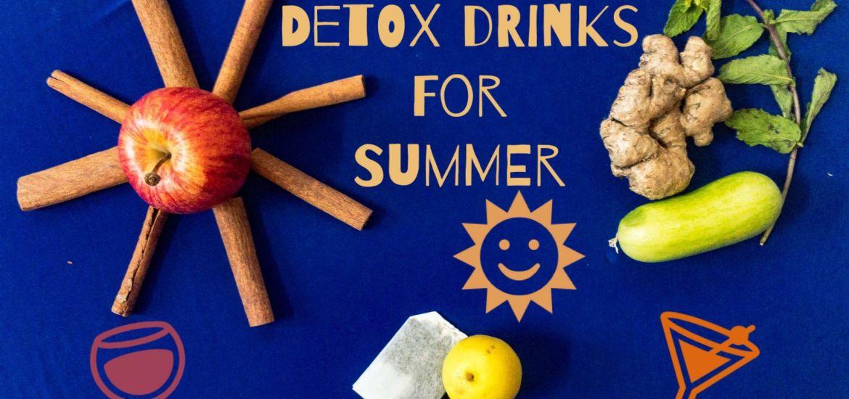 DETOX DRINKS : HEADER