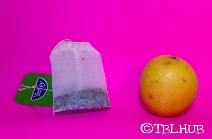 Detox Drink : Green Tea & Lemon