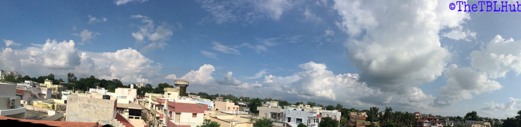 Nadiad Sky