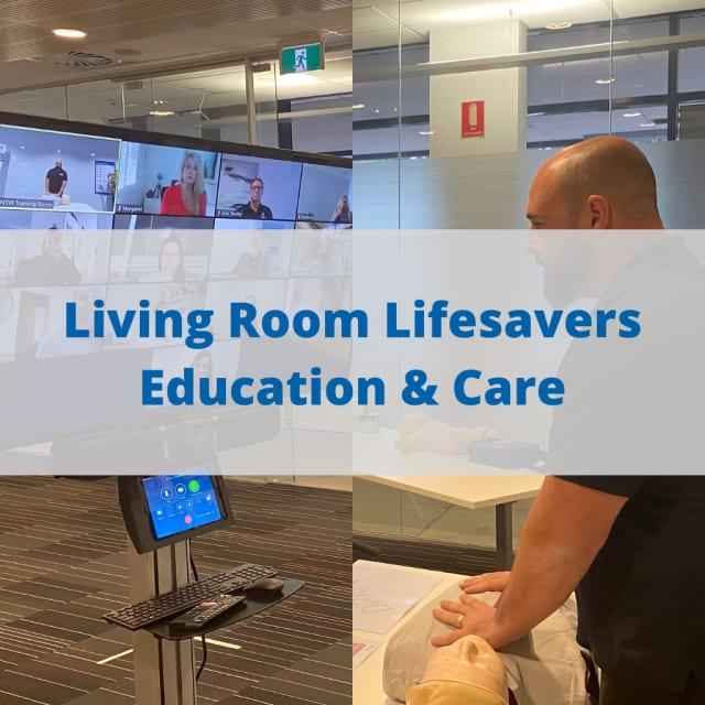 Living Room Lifesavers - Education & Care