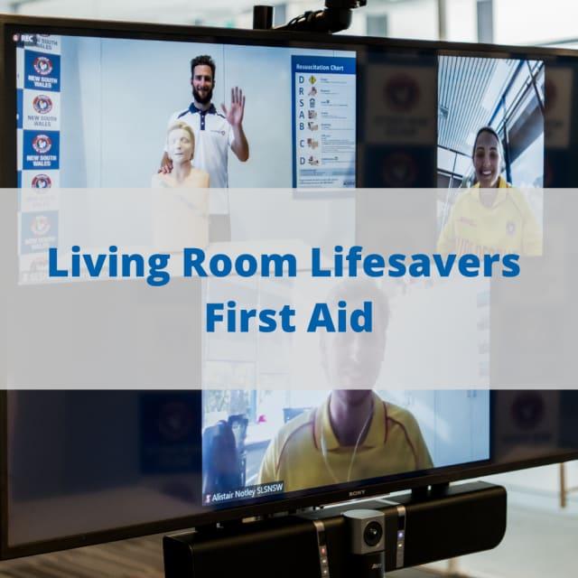 Living Room Lifesavers - First Aid