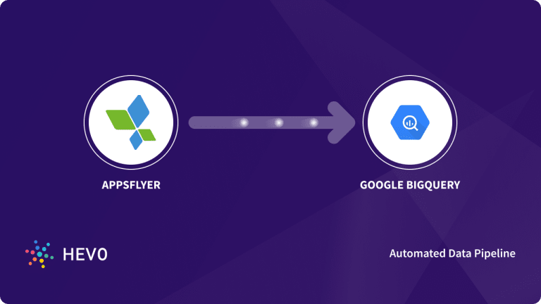 AppsFlyer to BigQuery