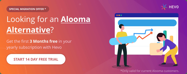 Alooma alternative offer.
