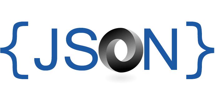 JSON file Logo.
