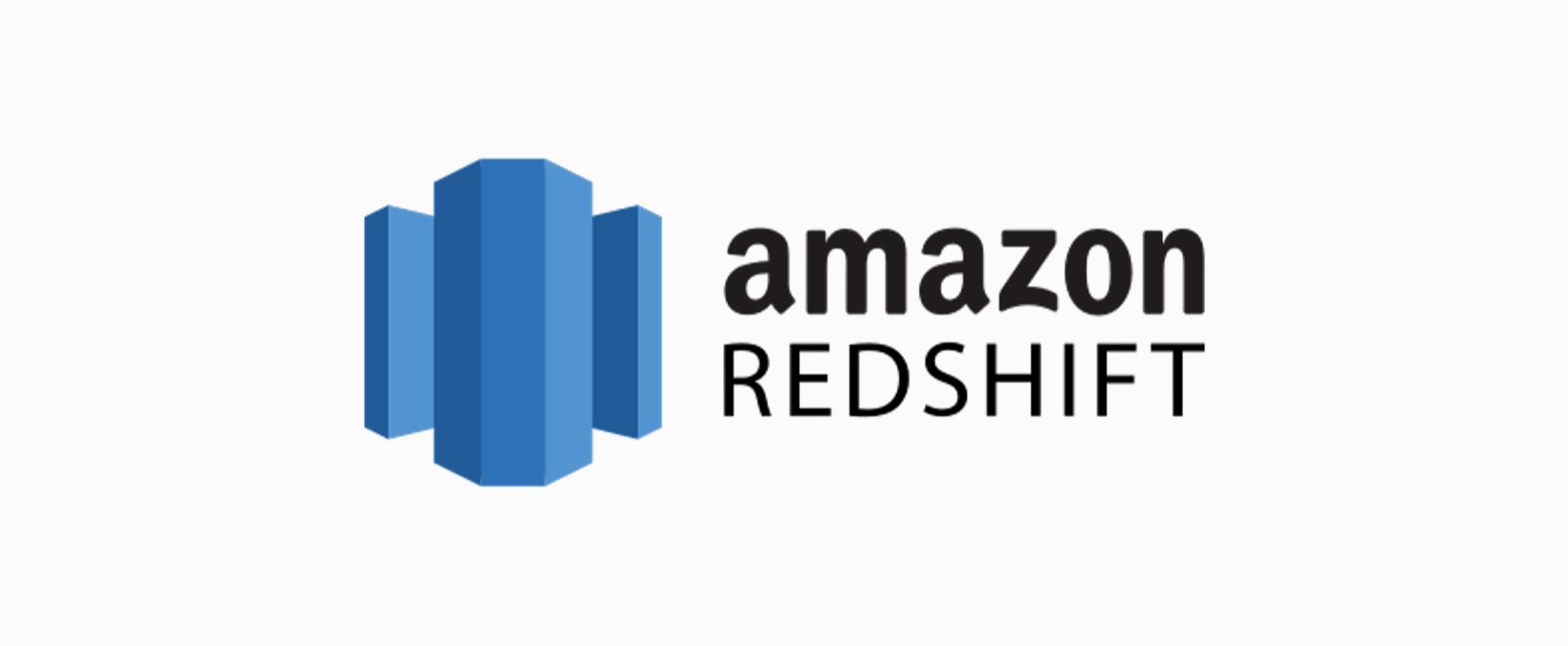 Amazon Redshift Logo.