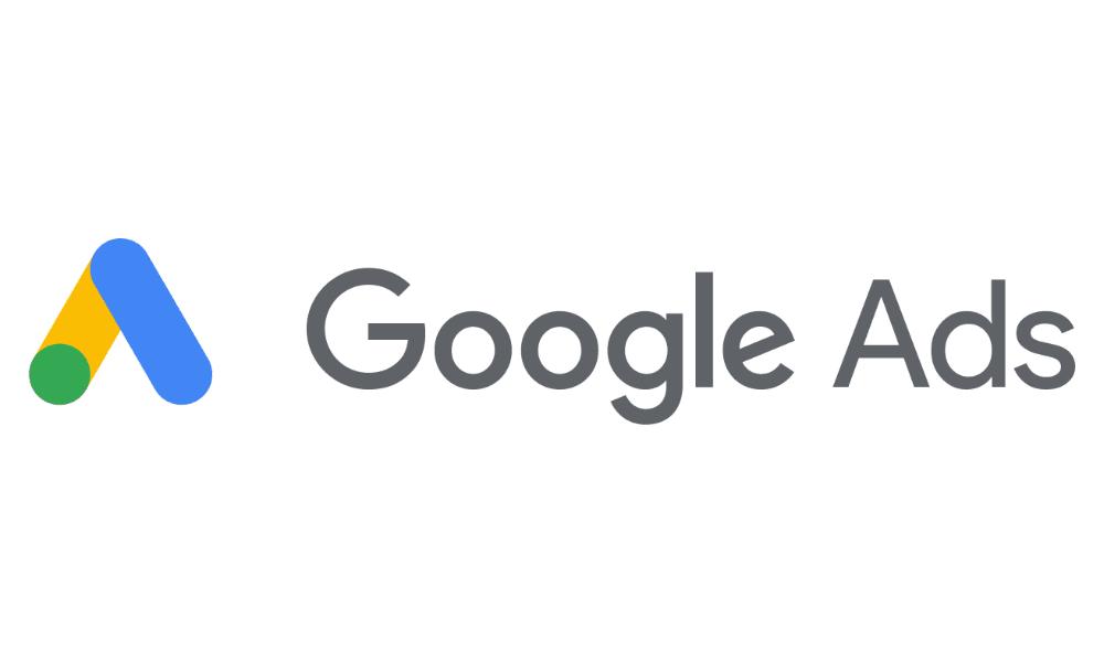 Google Ads Logo.