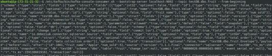 Kafka Consumer Fetching Data.