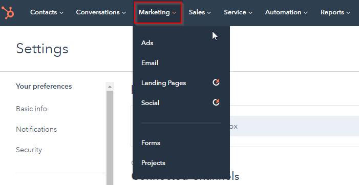 HubSpot Export: Click Marketing