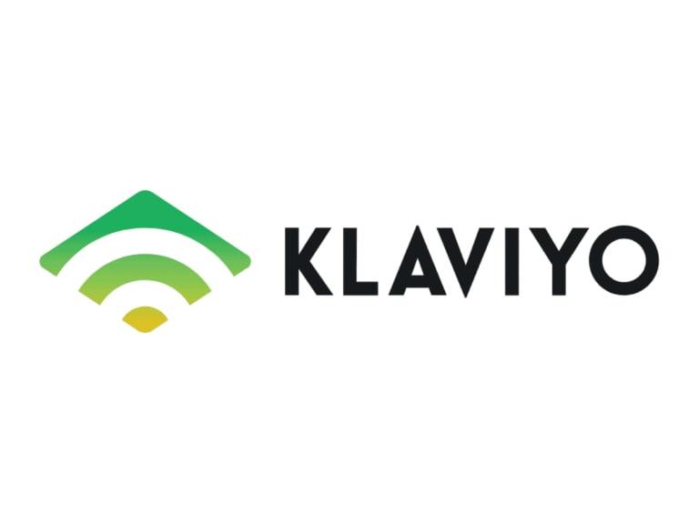 Klaviyo Logo.