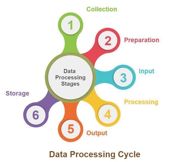 Data Processing Life Cycle