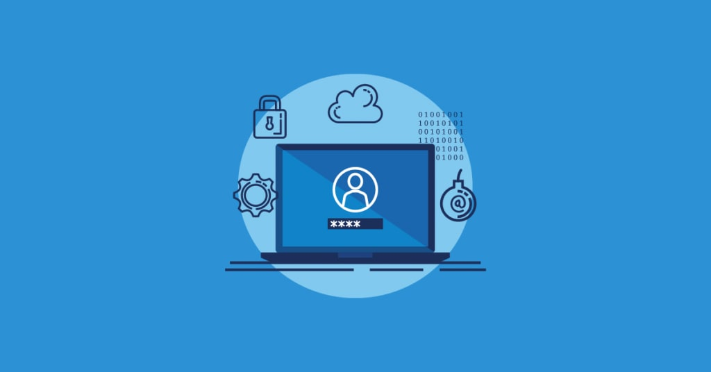 Data Breach Illustration - Data Warehouse as a Service