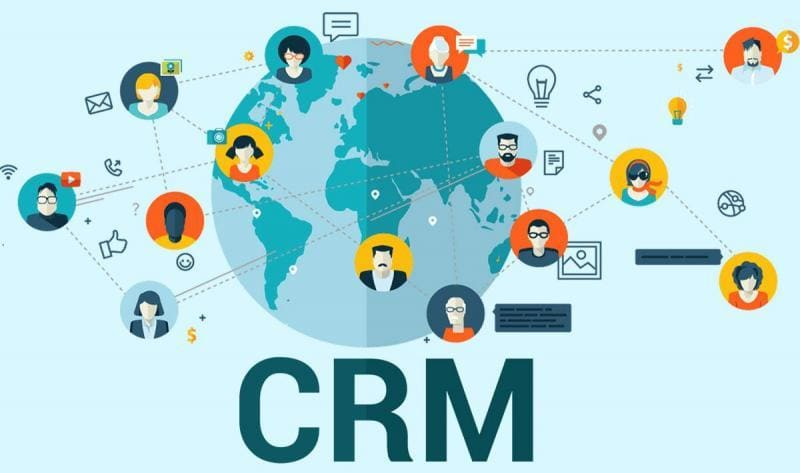 CRM Shopify: CRM Cover