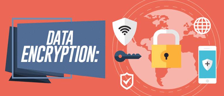 Data Encryption Logo