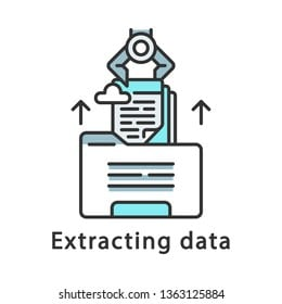 Data Extraction Logo
