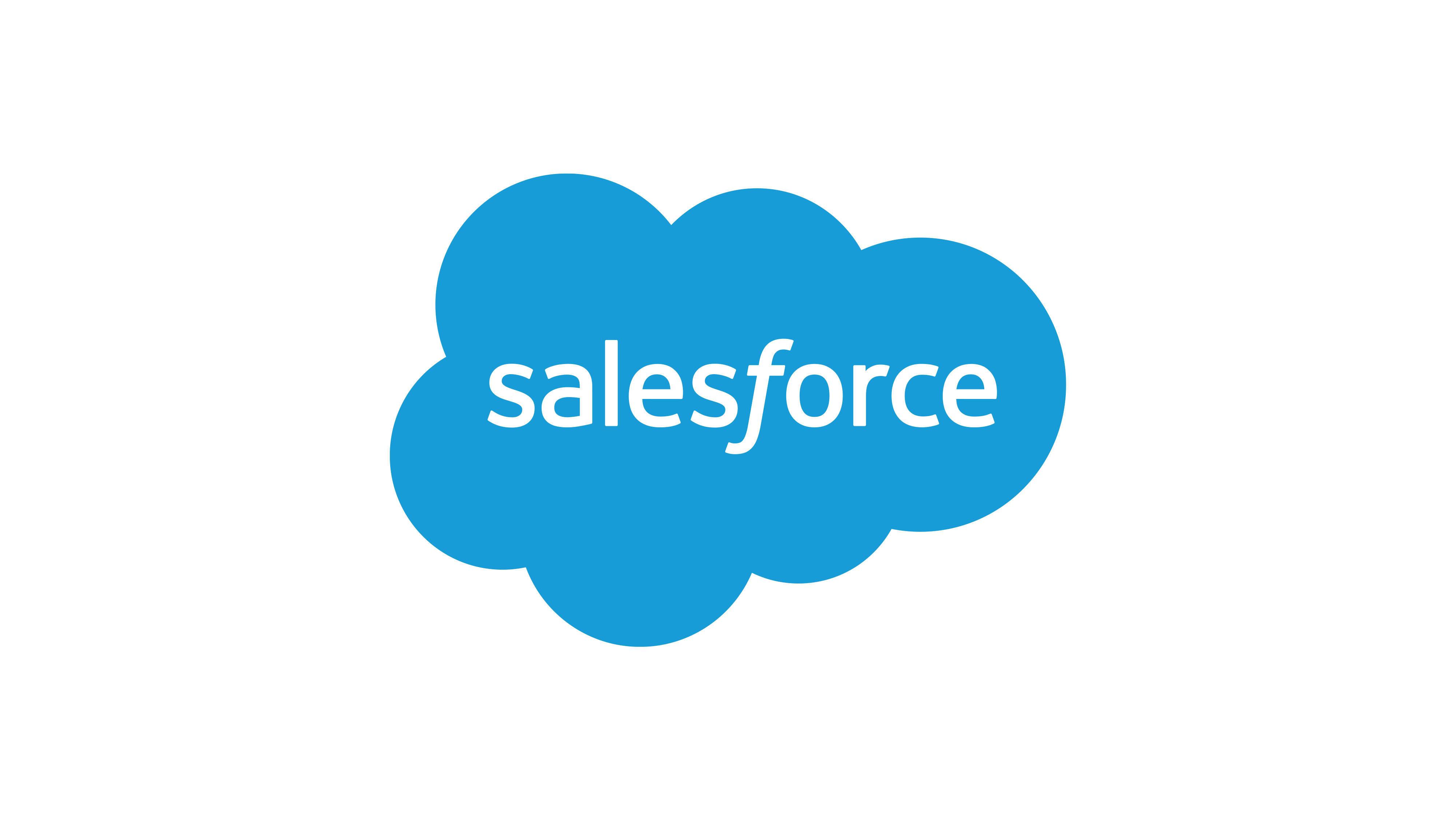 ServiceNow Salesforce - Salesforce Logo