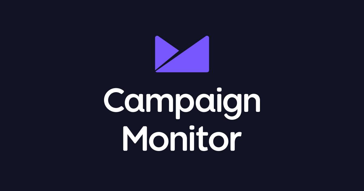 Campaign Monitor Logo - Campaign Monitor Salesforce Integration