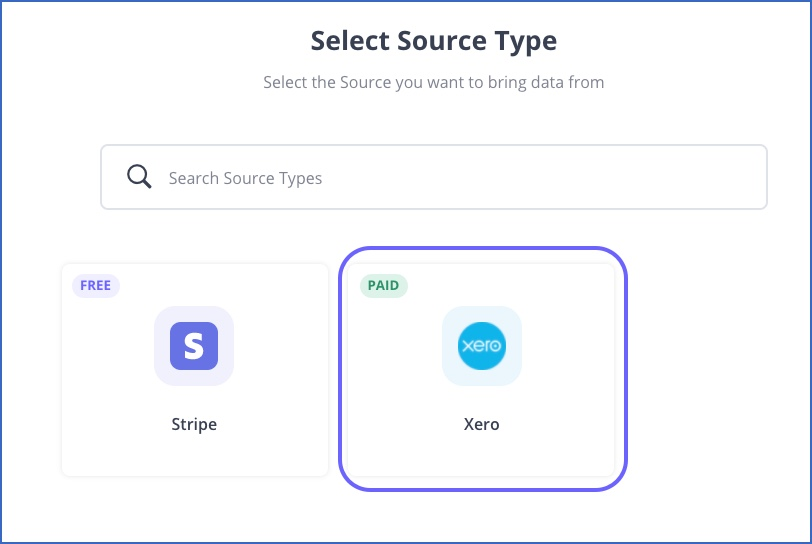 Xero Source