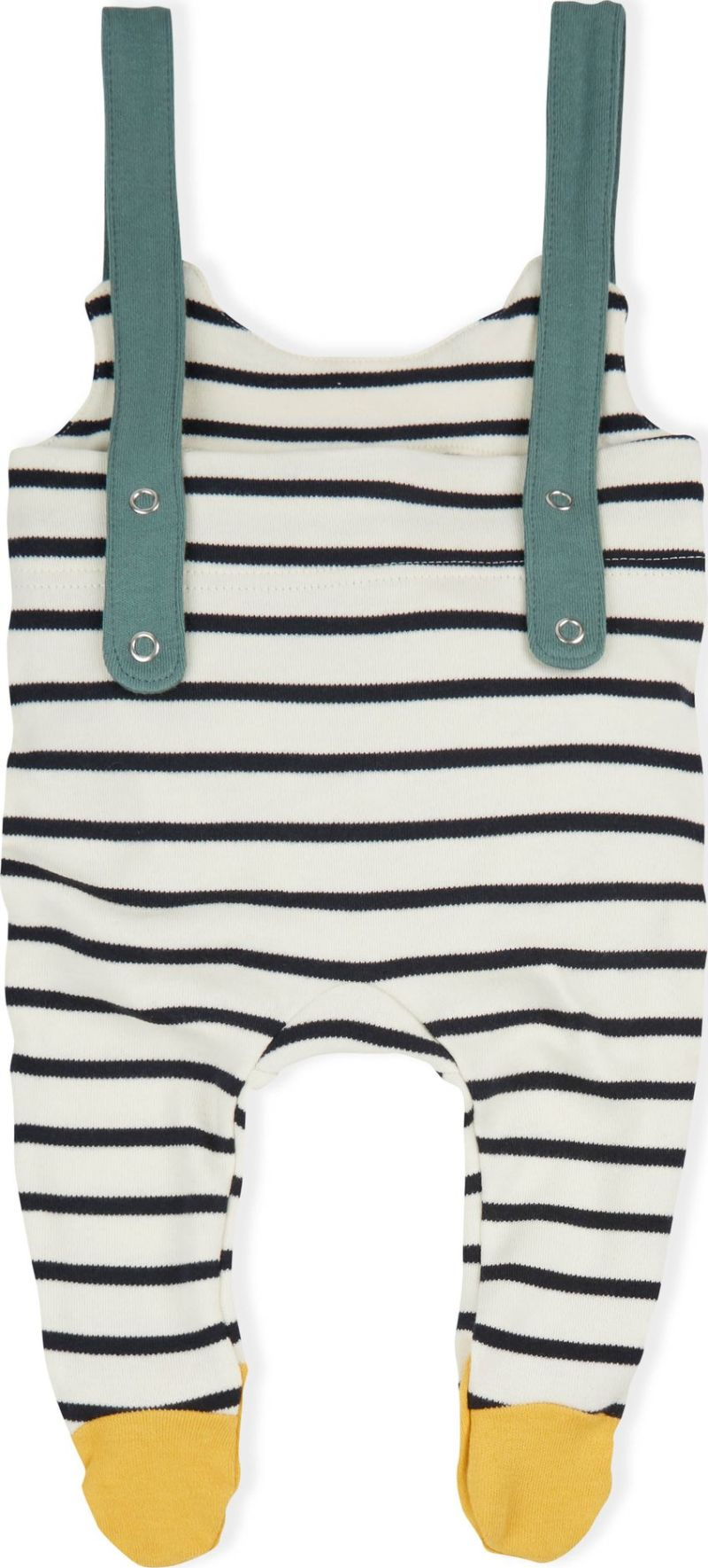Salopette Breton Stripes