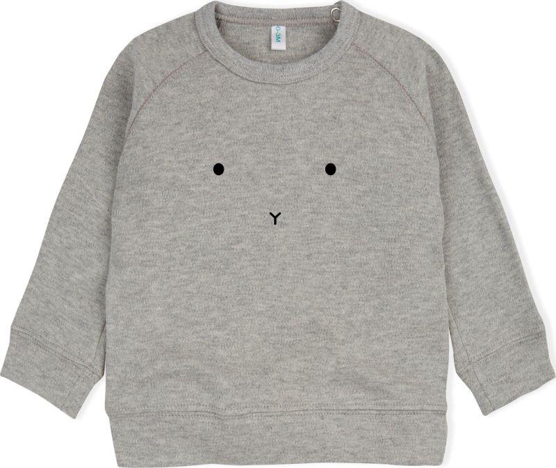 Sweater Bunny Grey