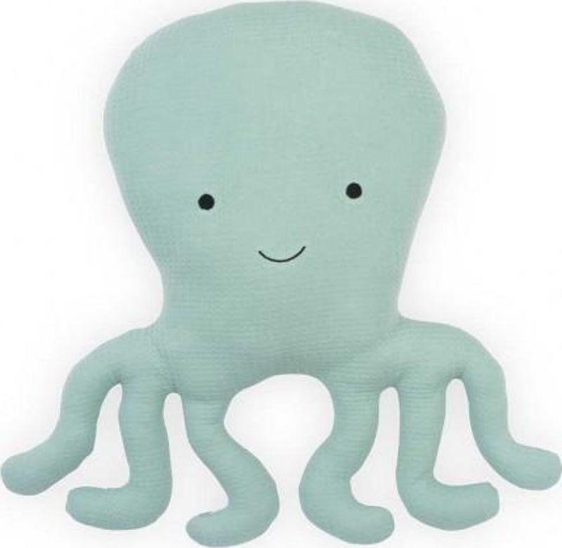 Knuffelkussen Octopus