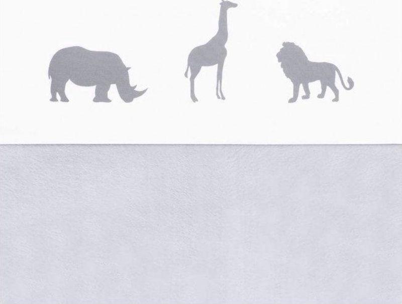 Laken Safari Stone Grey