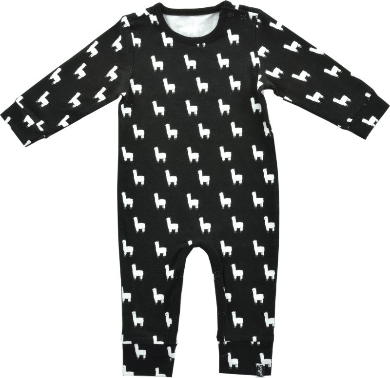 Jumpsuit Lama Black