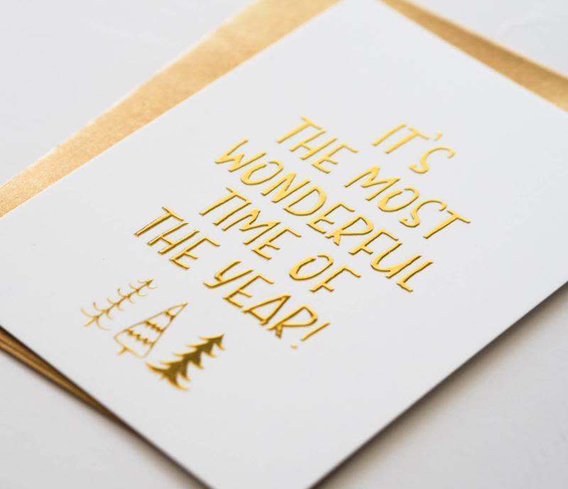 Gold Most Wonderful