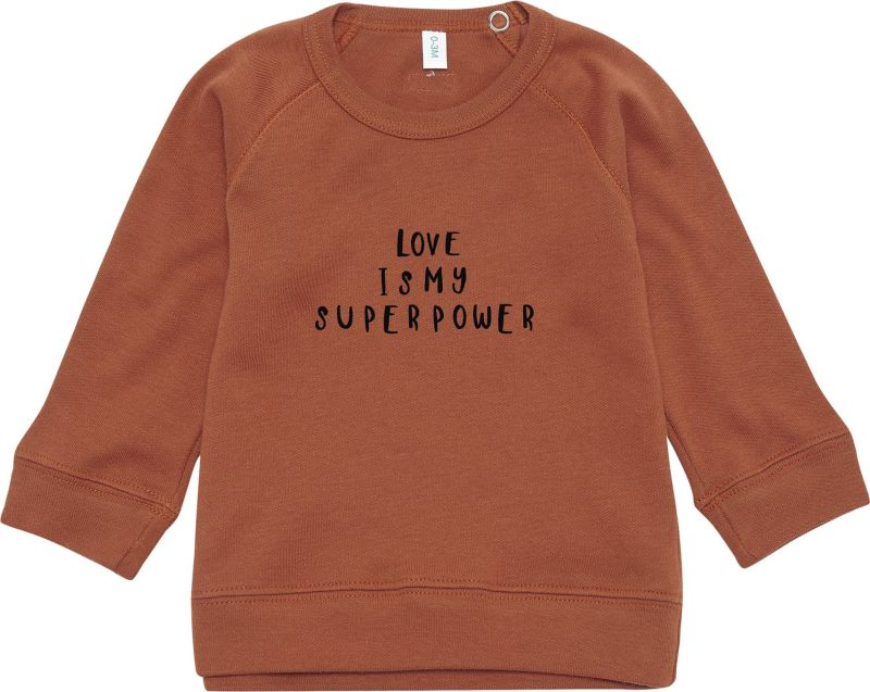 Sweater Love Rust