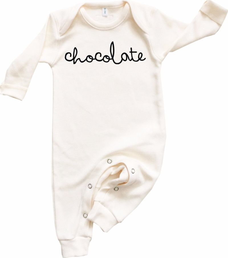Jumpsuit Chocolate