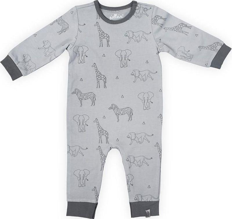 Jumpsuit Safari Grey