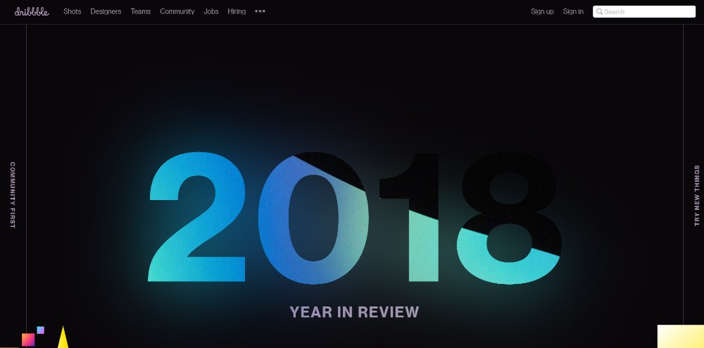 Dribble's Year in Review