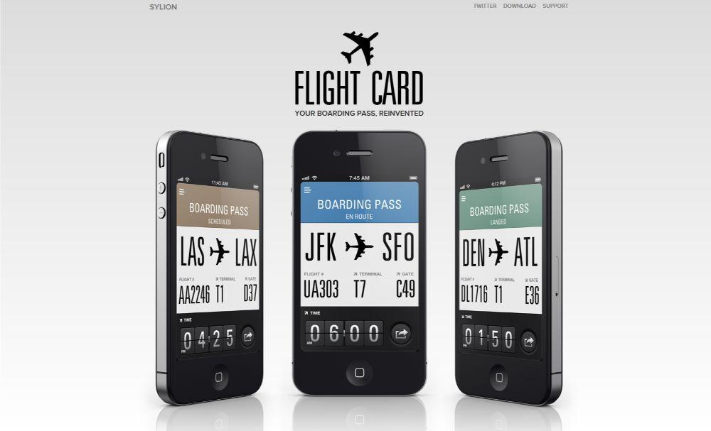 FlightCard