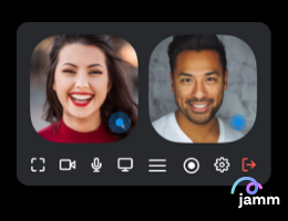 Jamm: Supercharge collaboration + culture with video
