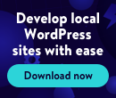 DevKinsta: Your free local WordPress development suite