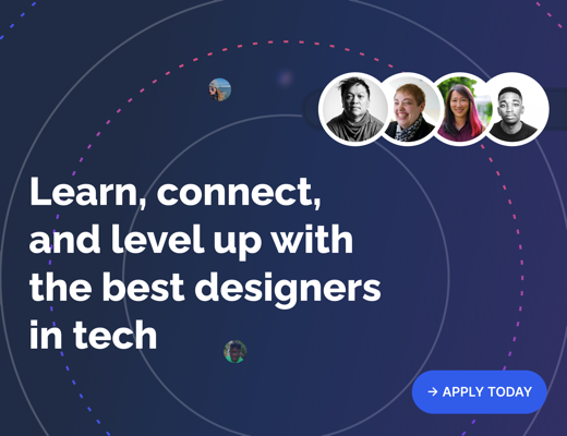 Applications for the next cohort of On Deck Design are now open