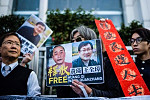 Chinese Human Rights Lawyer Released...