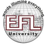 The English and Foreign Languages University Distance Education