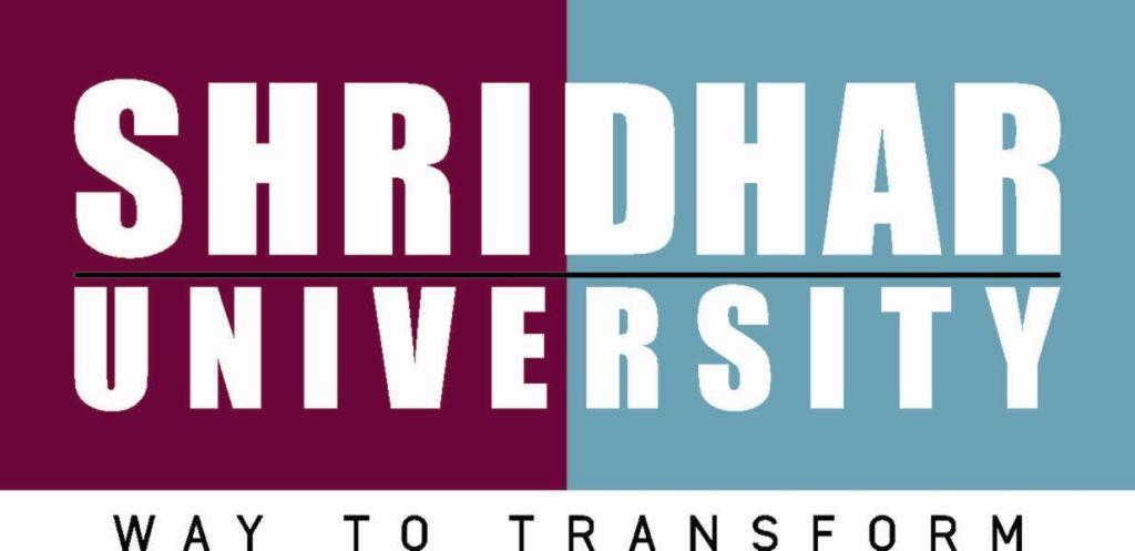 Shridhar University rrq1f9 - Home
