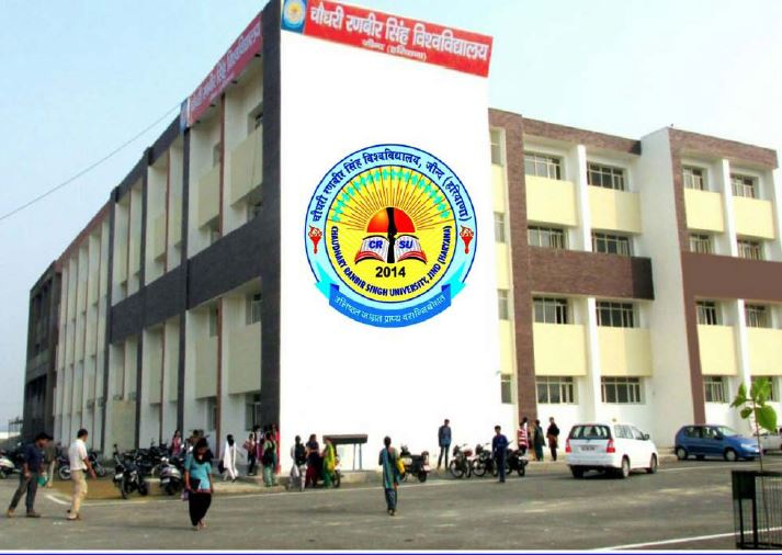 Chaudhary Ranbir Singh University MBA Ph.D Apply Online