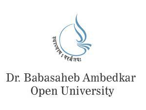 Admission Open Dr. Babasaheb Ambedkar Open University BA MA