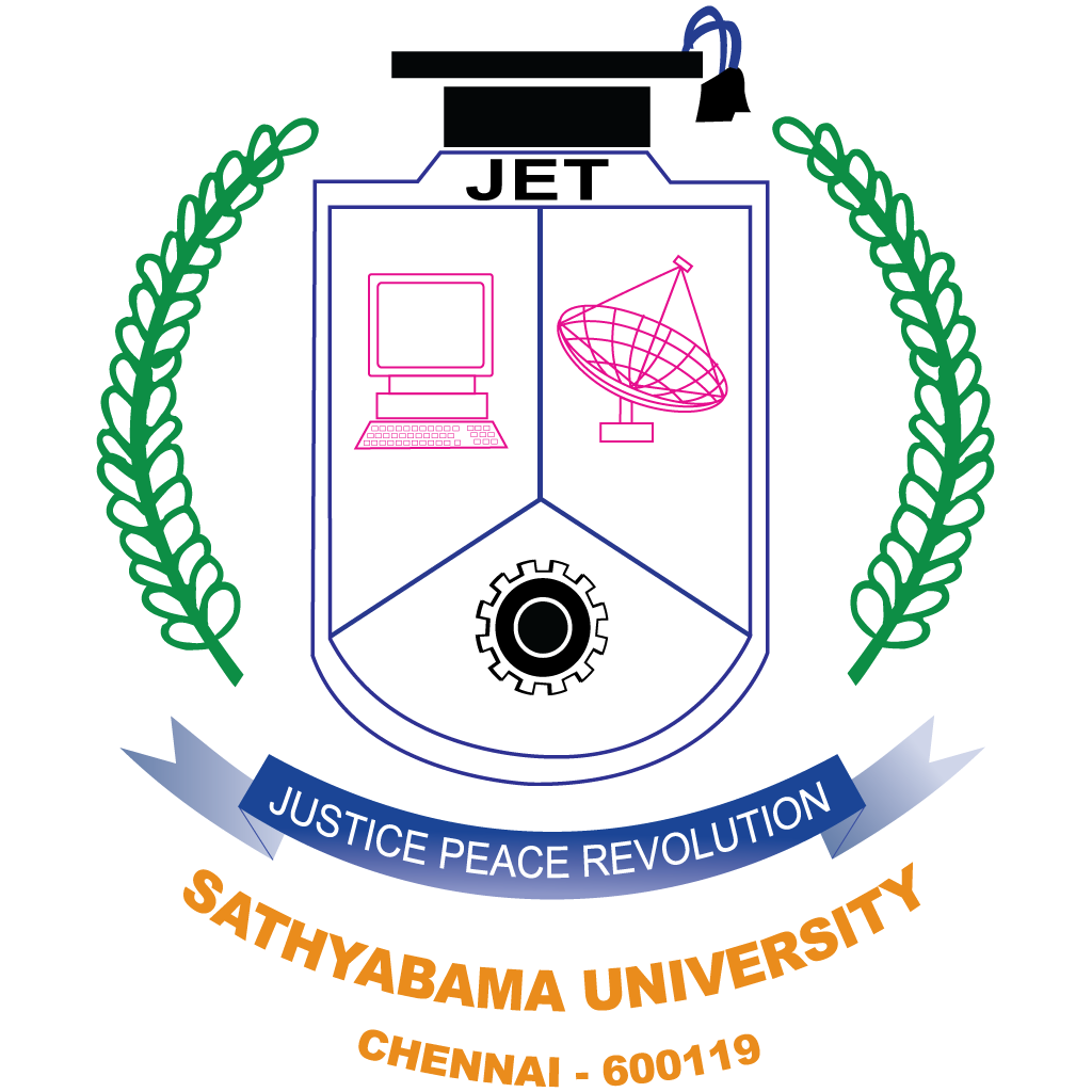 Courses Sathyabama Institute of Science and Technology Chennai Admission 2019